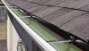 Seamless Rain Gutters Old To New Seamless Gutters
